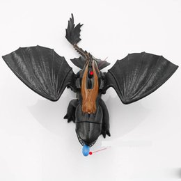 Skull Kid Figure Australia - How To Train Your Dragon 3 Action Figures Toys Toothless Skull Gronckle Deadly Nadder Night Fury Toothless Dragon Figures kids toys C11