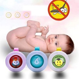 Anti Mosquito Oils Australia - Set Plant Essential Oil Anti Mosquito Buckle for Baby Pregnant, Summer Mosquito Repellent Reject Button for Baby Kids Protection Care