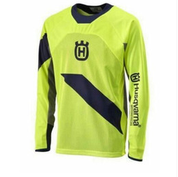 $enCountryForm.capitalKeyWord Canada - New for husqvarna Motorcycle Jersey Racing Long Sleeve T-shirt Moto GP Racing Sports Jersey Bicycle Cycling Bike downhill