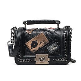 Brand Computer Australia - Crossbody Bag Fashion Women Bag Women Purses And Handbags Designer Brand Ladies Hand Bags Pu Leather Chain Shoulder Bag 751