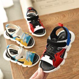 $enCountryForm.capitalKeyWord NZ - Children Catamite Girl Princess Baby Motion Kids Fashion Crochet Barefoot Sandals For Girls Summer In Will Child Beach Shoes
