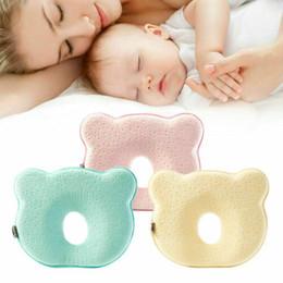 Опт Faroot Infant Cot Pillow Prevent Flat Head Neck Sydrome For Girl Boy Sleeping Cushion