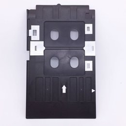 Chinese  2Pcs PVC Card Tray For Epson T50 T60 A50 P50 L800 L801 L805 L810 L850 TX720 PX660 RX590 RX680 R330 R270 R280 R285 R290 R380 R390 manufacturers