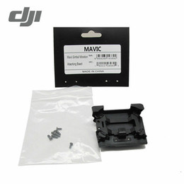 board gimbal UK - Genuine DJI Mavic Pro Gimbal Damper Shocker Vibration Absorbing Board Mount part