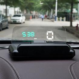$enCountryForm.capitalKeyWord Australia - Car C500 5 inch OBD2 HUD Head-up Display Smart Computer Digital Fuel Consumption Speed Warning System