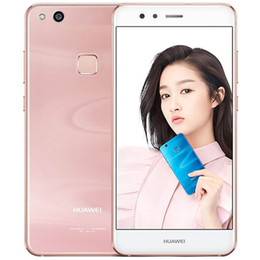 Discount android touch screen mp3 player Original Huawei Nova Lite 4G LTE Cell Phone Kirin 658 Octa Core 4GB RAM 64GB ROM Android 5.2 inch FHD 12MP Fingerprint I