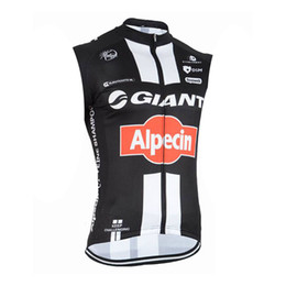 giant bicycles shirts 2019 - 2019 GIANT New cycling jersey vest summer Breathable quick dry bike maillot ropa ciclismo Bicycle sleeveless shirt MTB b