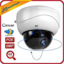 $enCountryForm.capitalKeyWord Australia - 5MP POE PTZ Dome 4X Optical Zoom 2MP IP Camera Network CCTV 1080P IR Night Security RJ45 Mini HD Cameras For HK XMeye ONVIF NVR