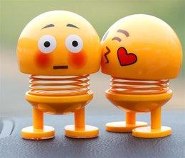 $enCountryForm.capitalKeyWord Australia - New Spring Smile Face Expression Pack Shaking Head Dude Expression Arrangement Vehicle Interesting Decompression Toys DHL FEDEX Free