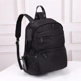 Wholesale 2019 notebook back pack fashion back pack waterproof shoulder bag handbag presbyopic package messenger bag parachute fabric designer