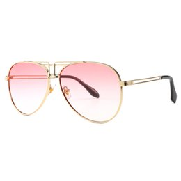 1fa098787e 2019 Oversized Sunglasses Women Retro Brand Designer Gradient Sun Glasses  Men UV400 Vintage Shades Eyewear Big Frame Glasses FML