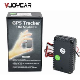 tracking keys 2019 - Waterproof GPS Tracker Car GPS Tracker Long Battery Life Key Chain - VJOYCAR Stock Clearance - FREE Tracking Software di