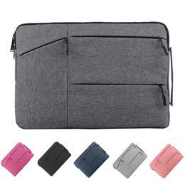 $enCountryForm.capitalKeyWord Australia - SZAICHGSI Laptop Bag For Macbook Air Pro Retina 11 12 13 14 15 15.6 inch Laptop Sleeve Case PC Tablet Case Cover for Xiaomi Air HP Dell