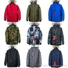 $enCountryForm.capitalKeyWord Australia - Canada Autumn and Winter Warm Mens Designer New 90% Goose Down Slim Hooded Down Vest Thick Casual Mens Down Jacket
