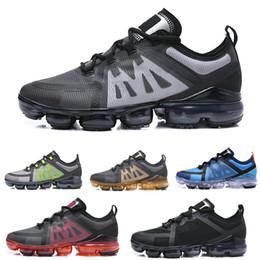 $enCountryForm.capitalKeyWord Australia - New 2019 Casual shoes TN Plus Woman Shock casual Shoes Run Utility Fashion Mens ladies Sports Sneakers size US 5.5~12 GH684F