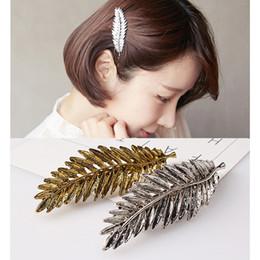 $enCountryForm.capitalKeyWord Australia - Korean Style Female Stationery Short Hair Short Film Fashion Metal Jewelry Girls Hairclip Short Hair Accessories