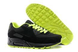 $enCountryForm.capitalKeyWord UK - 2019 High Quality Running Shoes Cushion 90 KPU Mens Womens Classic 90 casual fashion Shoes Trainers Sneakers Man Walking Sports tennis Shoe