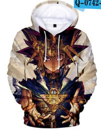 Cartoon Hoodies Men Australia - Cartoon Seven Dragon Ball Hoodies Men Teenager Clothing 3D Designer Sweatshirts Pullovers