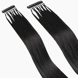 Wholesale 6D Hair Extension Remy Human Hair Clip In Extensions 6D Cuticle Aligned Hair Can Be Restyled Dyed Bleached Natural Color Sliky Straight
