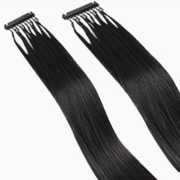 6D Remy Human Hair Extension Cuticle Aligned Clip In Extensions Can Be Restyled Dyed Bleached Natural Color Sliky Straight on Sale
