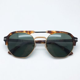Glasses Lenses Price Australia - BAUS sunglasses persol2320 2019 new model sunglasses acetate glass lenses best quality wholesaler price with original cases