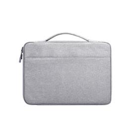 Funda para portátil Dell Asus Lenovo HP Acer Handbag 13 14 15 pulgadas para Macbook Air Pro Notebook 15.6 Funda