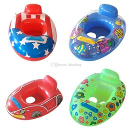 Babies Inflatable Ring Australia - Inflatable children water swim ring variety of styles mixed send baby swimming paradise beach pool available C6130