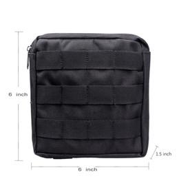 Edc Gear Waterproof Australia - Military Molle Bag Tactical Waist EDC Tool Gear Survival Waterproof Back Waist Utility Phone Case Molle Dropshipping #664467