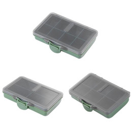 $enCountryForm.capitalKeyWord NZ - 4 6 8Grid Plastic Fishing Tackle Box Hook Tackles Container Tools Lure Storage Box Durable Cases Organizer Fishing Accessories