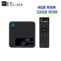$enCountryForm.capitalKeyWord Australia - 2019 portable H6 Quad core 4GB RAM 32G Android 9.0 TV Box 2.4G 5G WiFi Bluetooth IPTV Media Player x96 max