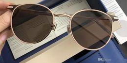 $enCountryForm.capitalKeyWord NZ - GM Men Women Sunglasses Fashion Oval Sunglasses UV Protection Lens Coating Mirror Lens Frameless Color Plated Frame Come With Box