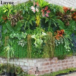 $enCountryForm.capitalKeyWord Australia - Grass grass mat 40*60 CM Artificial lawn Plant wall flower Garden plant moss Home hotel subtropical plant decorative wall 04
