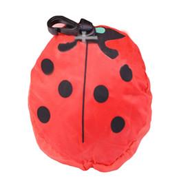 Discount foldable cute eco bag - New 11styles Animals Cute Design Useful Nylon Foldable Eco Reusable Shopping Bags kids 38cm x60cm large capacity shoppin