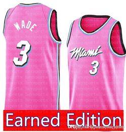 Miami Dwyane 3 Wade Heat Jersey Philadelphia Jimmy 23 Butler 76ers Earned  Edition Derrick 25 Rose Timberwolves Stephen 30 Curry Jerseys 7120722c8