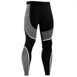 $enCountryForm.capitalKeyWord UK - Fitness Sports Tight Pants XiaGao Elastic Basketball Playing Bottom Pants Air-permeable Speed Dry Running Training Compressed Pants