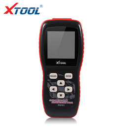 Porsche Programmer Reader Canada - 2018 100% Original Xtool PS701 Professional Diagnostic Tool obd2 for Japanese cars Code reader scanner with Free update online