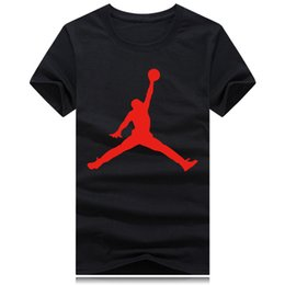 t shirt digital printing sport 2019 - Wholesale men's sports basketball T-shirt brand designer young men's short sleeve T-shirt 3D basketball star d