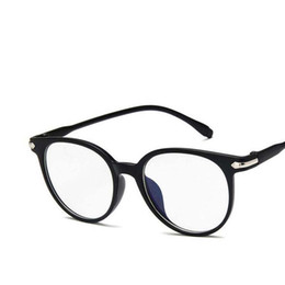 $enCountryForm.capitalKeyWord UK - Fashion Blue-ray Clear Optical Spectacle Frame Brand Anti-fatigue Eyewear Plain Computer Glasses Myopia Lens Frame Unisex