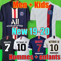 AIR JORDAN PSG 3RD 18 19 20  camisas de futebol 2019 2020 Paris saint germain camisa NEYMAR JR MBAPPE jersey Survetement futebol kit camisa de futebol mulheres camisa de futebol
