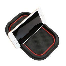 Trail gps online shopping - Xburstcar D Car Phone Non Slip Mat Support Holder Mounts GPS Mats for for X trail Cars