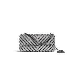 Crochet Lady Handbags Luxury Australia - 2019 early spring series fashion luxury small fragrance women's handbag ladies evening clutch bag crystal evening bag