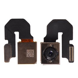 Iphone Oem Camera Replacement UK - 10pcs lot OEM Rear Back Camera Cam Ribbon Lens Flex Cable Spare Part Replacement For iPhone 6 6G Free Shipping