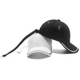 2019 fashion ribbon blank casquette designer hats baseball cap mens gorra  hat womens baseball caps gorras basketball hats men snapback cheap 24670de7b
