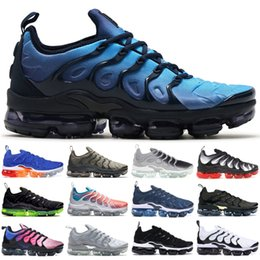 Wholesale Photo Blue Bumblebee Running Sneakers Triple Black Designer Shoes Classic Cool Grey Metallic Silver Rainbow Men Women Shoes