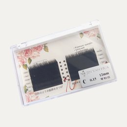 $enCountryForm.capitalKeyWord Australia - Makeup Eyelashes Densely Packed Multi-Layer Thick Curling Wind Blowing Zero Touch 0.15mm Eye Special Beauty Tools
