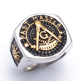 Shop Wholesale Gold Masonic Rings UK | Wholesale Gold