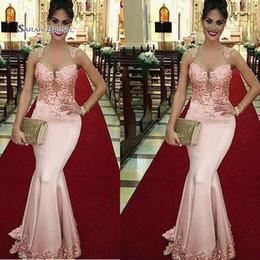 $enCountryForm.capitalKeyWord Australia - Jewel Appliques Vestidos De Festa Plus Size Evening Wear In Stock Hot Sales High-end Occasion Dress