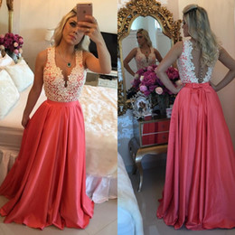 Gold muslim dress online shopping - Sexy Plus Size Prom Cocktail Dresses Arabic Muslim Evening Formal Gown Prom Dress Long