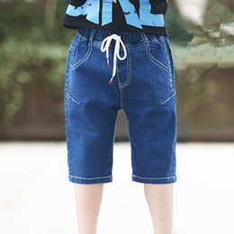 Boys 5t Leggings Australia - Toddler Boy Leggings Summer Denim Kids Leggings Kids Clothes Children Boys New Trousers Baby Clothes Leggings Kids Trousers Boys