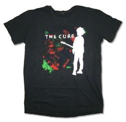$enCountryForm.capitalKeyWord UK - Cure Guitar Silhouette Boys Don't Cry Black T Shirt New Official Band Men Women Unisex Fashion tshirt Free Shipping